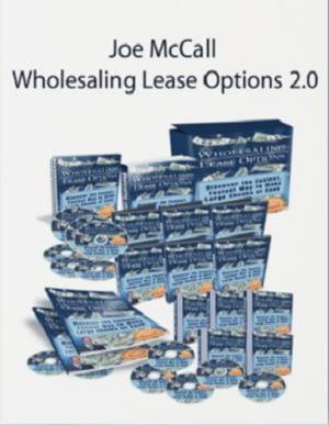 Joe-McCall-Wholesaling-Lease-Options-2.0